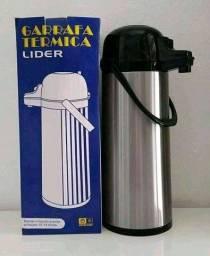 Garrafas Térmicas 1,9 litros R$ 59,00