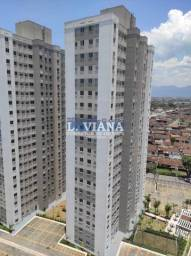 condomínio andorinha com 2 dorms, Castelo, Santos - R$ 183 mil,