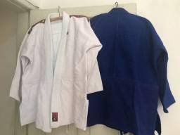 Vendo kimono Judô - Usado/S Novo