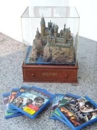 Castelo Hogwarts !!! (Harry Potter) com Coleção completa de Blu-Rays