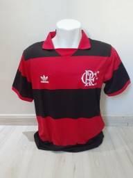 Camisa do Flamengo Retrô 1982