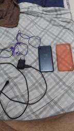 Kit celular A10 com caixa de som Bluetooth