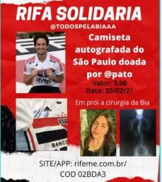 Camiseta São Paulo