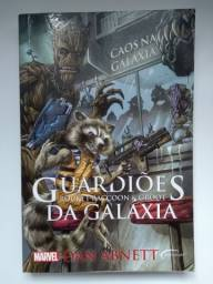 Livro Caos na Galáxia - Rocket Raccoon and Groot
