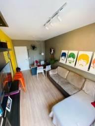 Condomínio Viver Bem- apto mobiliado e reformado, 2/4, 52m², bairro Pitimbú