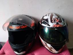 2 capacetes ProTork