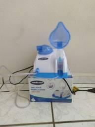 Inalador/nebulizador Medicate, usado poucas vezes
