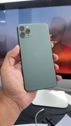 Título do anúncio: iPhone 11 Pro max 64GB verde ( perfeito estado )