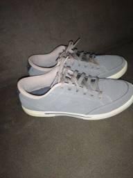 Sapato olimpikus usado