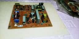 Placa fonte system sony gpx7 tirada de som parado