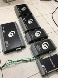 Vendo modulos Stetsom (5k2, 2k5, 1k6, 1k)