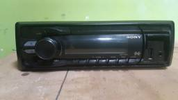 Auto rádio sony
