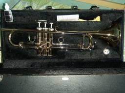 Trompete Eagle novo nunca usado mais case