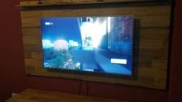 Tv smart 50 polegadas 4k tcl top com nota fiscal