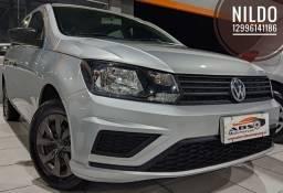VW Gol 1.0 12v 2020 Completão! Impecável! Baixo km! Troco e financio! Chama no zap!
