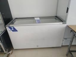 Título do anúncio: Freezer tampa de vidro 503 litros JM Equipamentos Paulo Malmegrim
