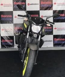R$22.900,00 Yamaha Mt-03 Abs Ano:2019 moto nova em ótimo estado conservação.
