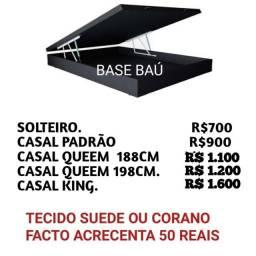 Cama baú 900.00 Tam .padrão