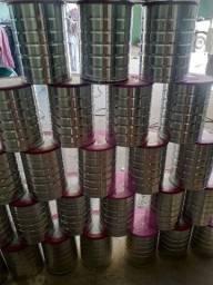 Título do anúncio: 32 latas de formula nan 800g vazia  por R$30,00 reais