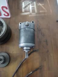 Kit de partida elétrica Cg 125 2003 a 2008