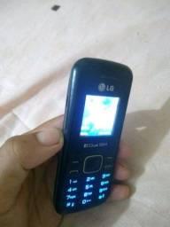 Celular LG de botão