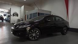 Honda Civic 2.0 i-Vtec LXR (Aut) (Flex) 2016
