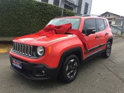 jeep/renegAde sport 1.8  cambio manual  completo