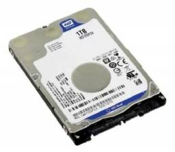 HD 1tb notebook western digital