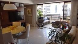 Apartamento para aluguel possui 98 metros quadrados com 2 quartos em Pituba - Salvador - B