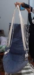 2 Redes cadeiras balança suspensa