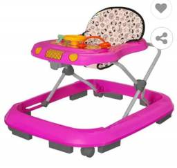 Título do anúncio: Bebê conforto e andador