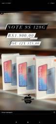 Xiaomi redmi 9s 128 gigas + 6 de ram
