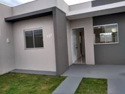 Alugo casa nova de 2 quartos no Jardim Buenos Aires - Foz do Iguaçu