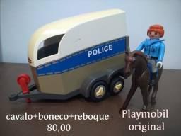 Playmobil Cavalo + Carroça