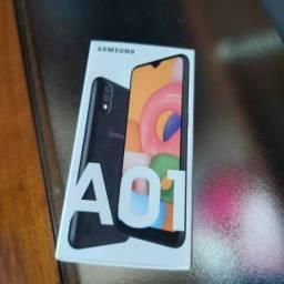 Samsung A01 (Zero na Caixa)