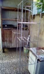 Estrutura de ferro