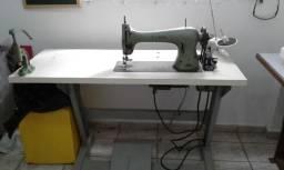 Máquina reta semi industrial (leia descrição)