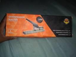 Vendo grampeador master para 100 folhas