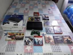 Console PS3 e Jogos