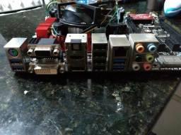 Kit intel 1150 com i7 4790 com 16gb vengeance e mobo H97