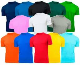 30 Camisetas Liza - 100% Algodão