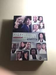 Box de DVD Greys Anatomy
