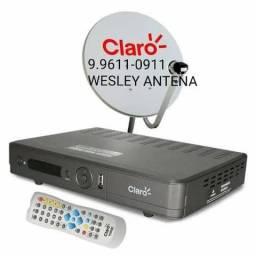 Ponto da claro tv $100
