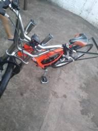 Bicicleta barata, pra vender rápido