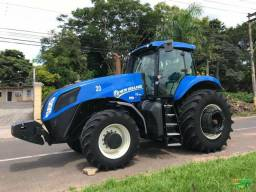 NEW HOLLAND T8 385 / ano 2012