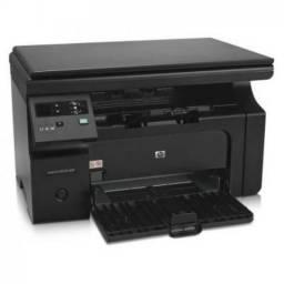 Impressora hp laser jet m1132 mfp