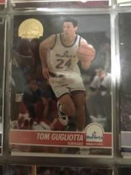 NBA e NFL cards com fichário 1993, usado comprar usado  Itajaí