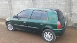 Renault Clio 2003 modelo RT - 2003