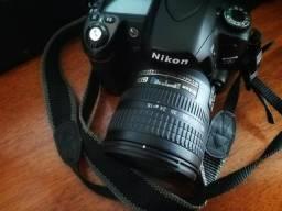 Nikkon D80 mais lente original Nikkon