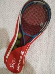 Conjunto raquetes de tênis